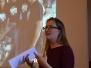 """Charla de museóloga Julia Koppetsch sobre """"¿Cuál es el camino al Museo?"""""""