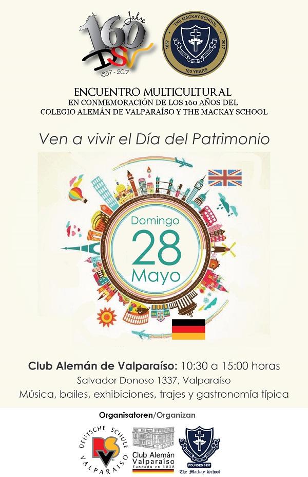 Encuentro Multicultural 28 de mayo