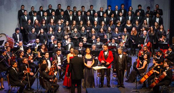 Encuentro de Coros de Concepción y Valparaíso  se vivirá en Club Alemán de Valparaíso
