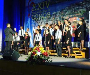 Concierto Sortilegio Vocal Ensamble