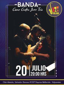 César Castro Jazz Trío