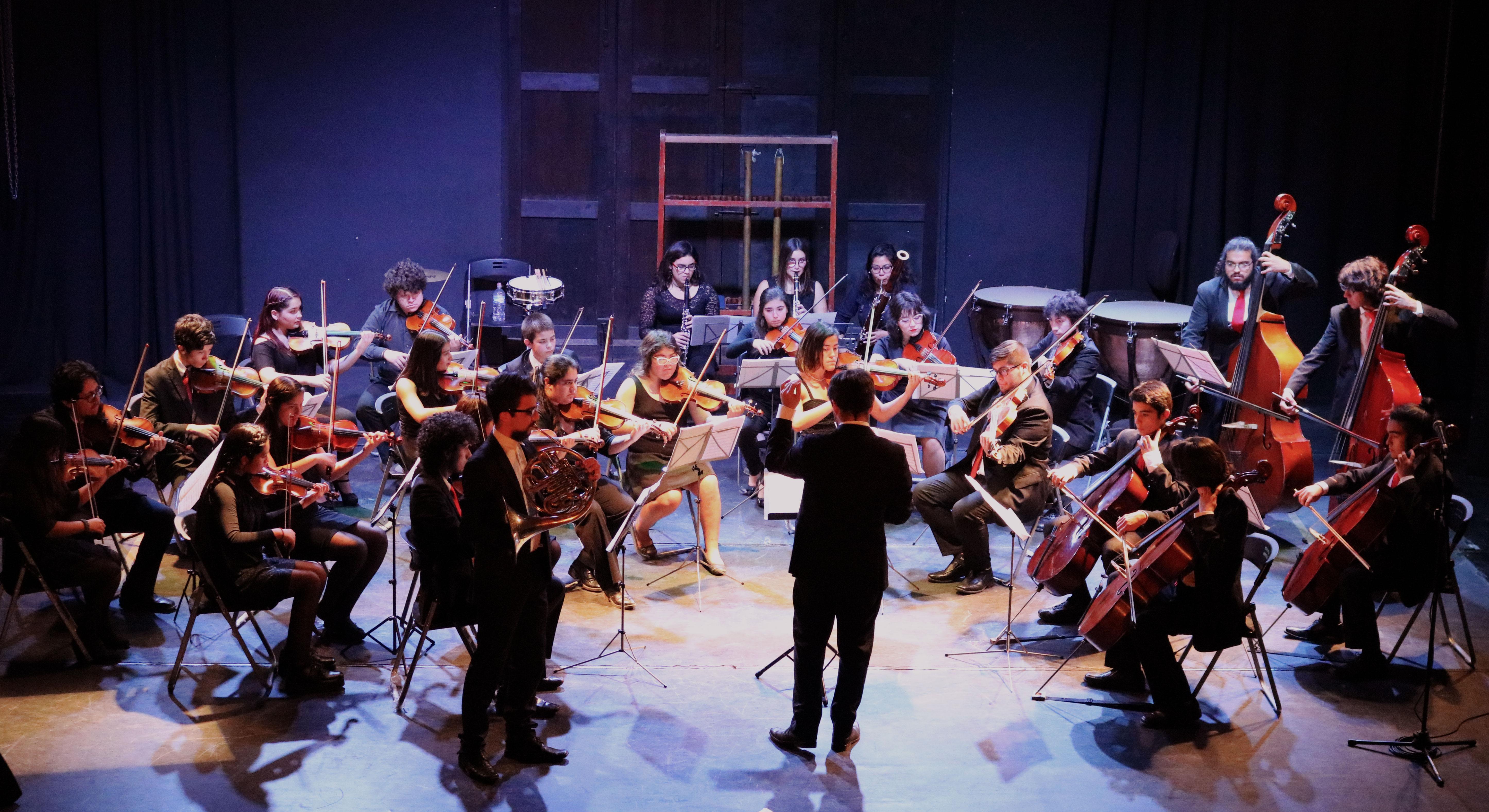 Concierto Orquesta Juvenil del Conservatorio PUCV