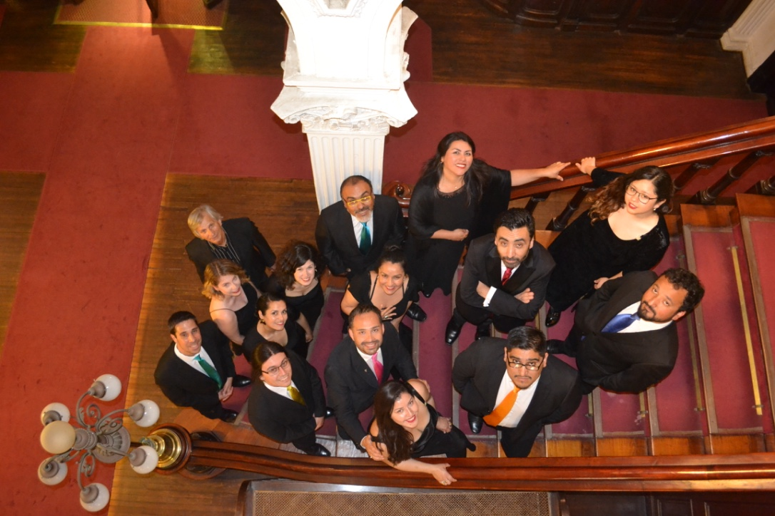 Concierto Conjunto Madrigalistas de la UPLA