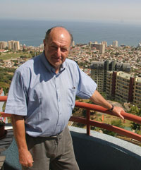 Charla-taller de Nathan Novik sobre el conflicto árabe-israelí